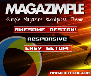 MagaZimple Theme