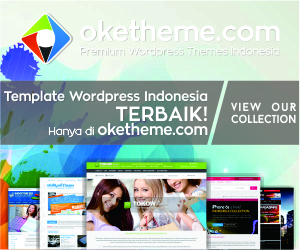 Tema Website WordPress Oketheme