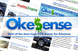 OkeSense WP High CTR Adsense Theme