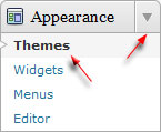 themes-menu-wordpress